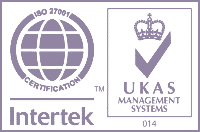 Intertek UKAS Management Systems ISO27001